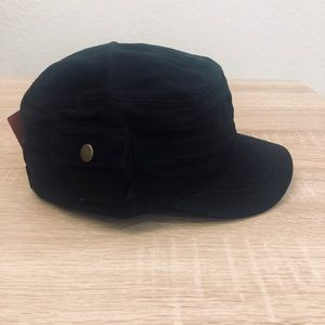 MOSSIMO Supply Co. Military Hat Green Cadet